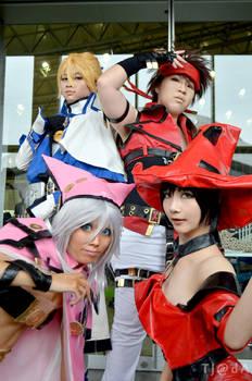 Tokyo Game Show 2014 GGXrd