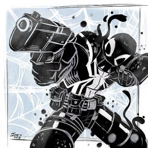 Agent Venom Commish