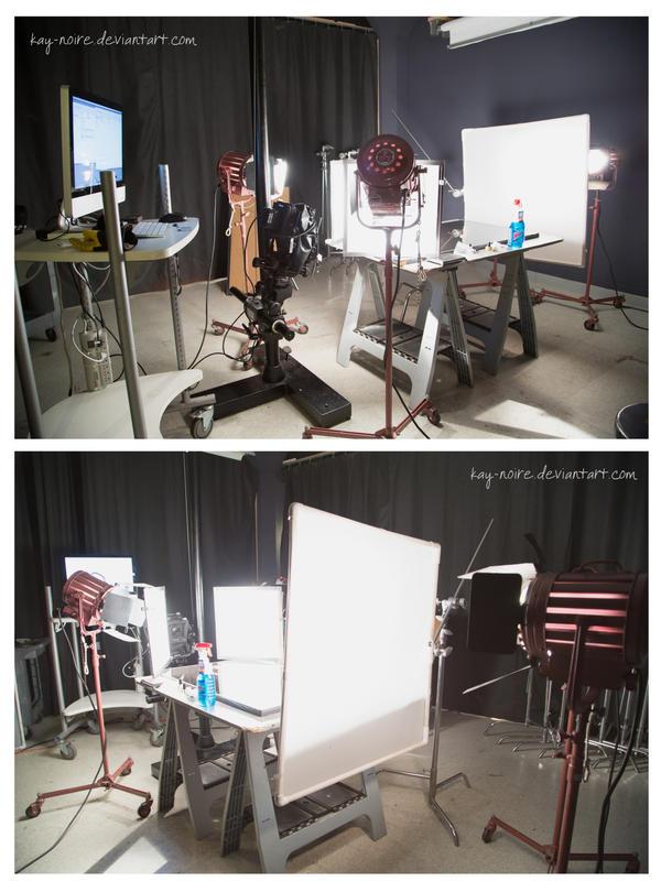 .behind the scenes: Ciate Lighting. by Kay-Noire