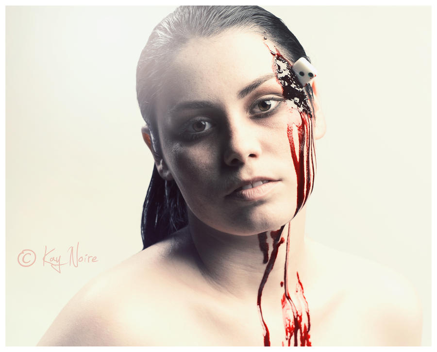 .death by domino. by Kay-Noire