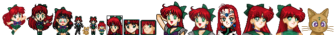 Sprites by bento-chan
