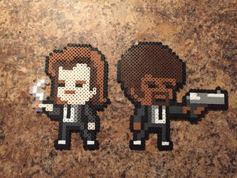 Pulp Fiction by BrohoofsUnited