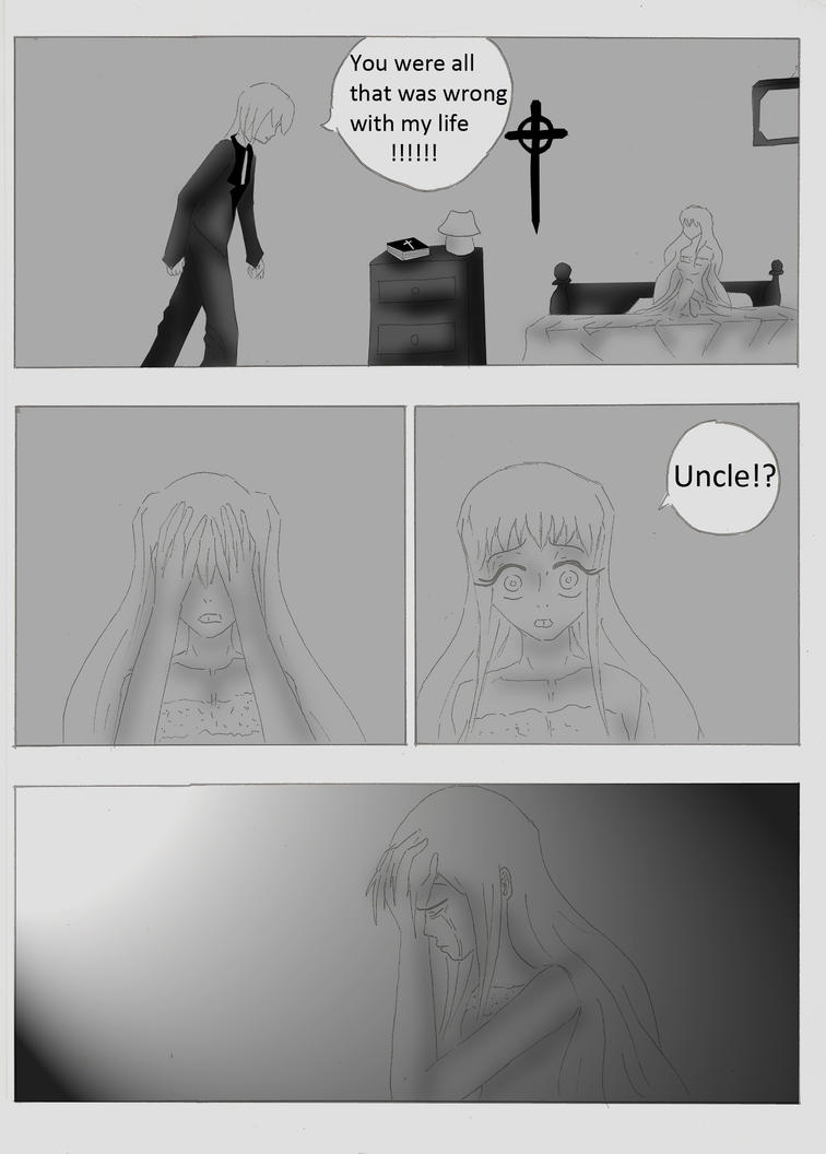 the forgiving spirit (page 192) by Haoxannaxyoh