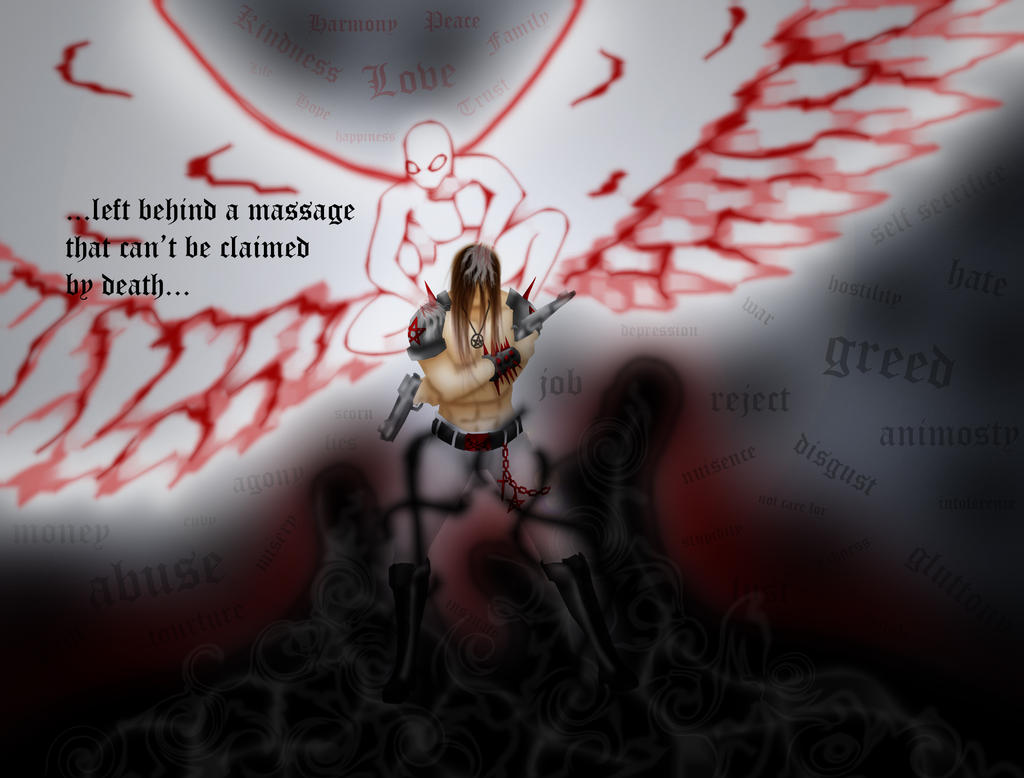 Fallen Angel Hao-birth by Haoxannaxyoh