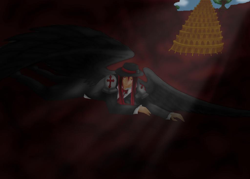 Fallen Angel Hao- Alive in hell by Haoxannaxyoh