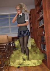 Study Hall Smoke