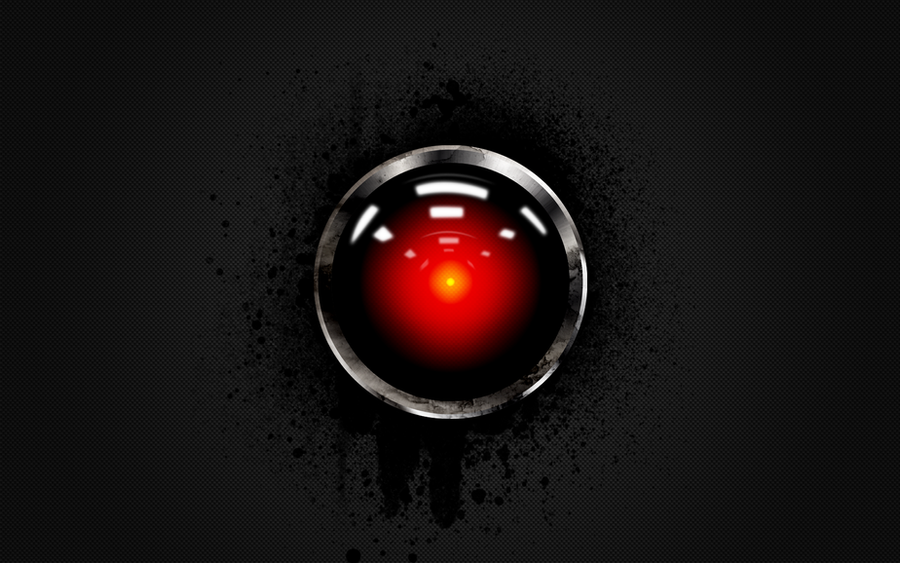 hal9000 wallpaper by powerbuldog on deviantart