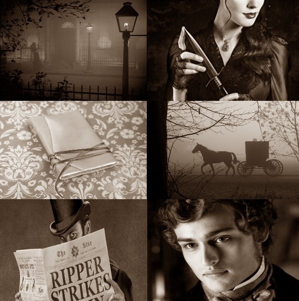 Stalking Jack The Ripper Aesthetic by simplyshelbs16 on DeviantArt