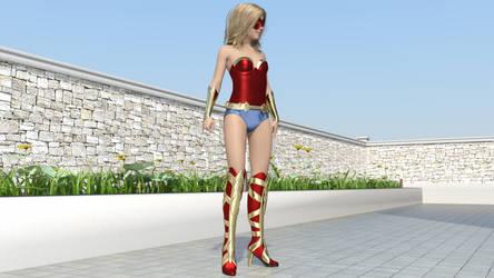 Part 3: Wonder Girl Arrives
