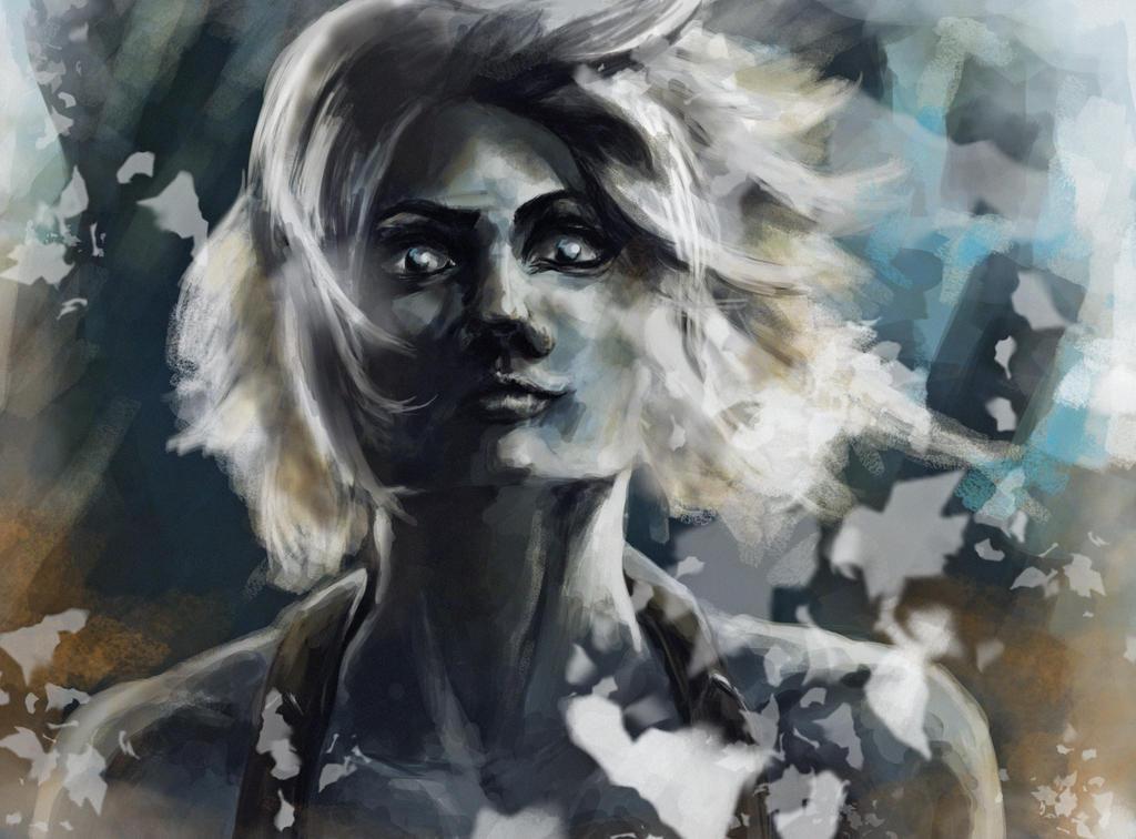 Nahiri from magic the gathering fan art by InkHearta