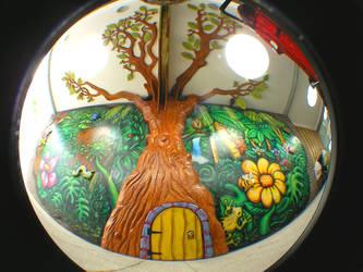 Crawford PrimarySchool Mural3 by mORGANICo-cOM