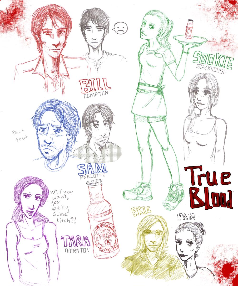 True Blood by jetstorm