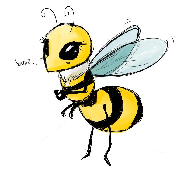 bee's knees by jetstorm on DeviantArt