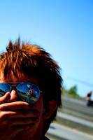 glasses by fieldbeach