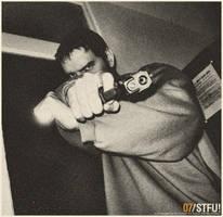 gunman by thekustomizer