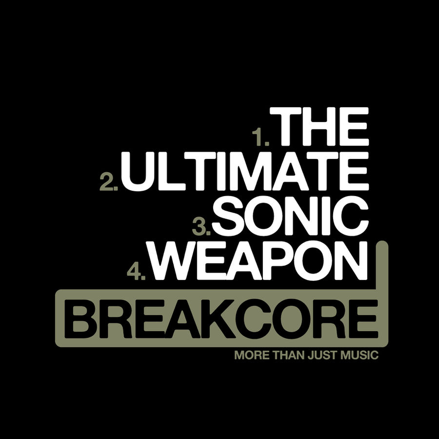 sonic weapon by thekustomizer