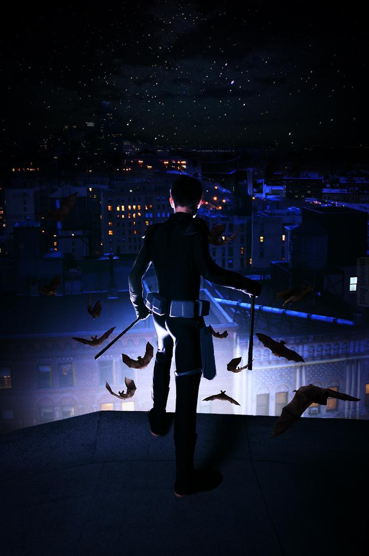 Nightwing by GraysonFin
