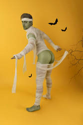 Special Halloween collection - Mummy!