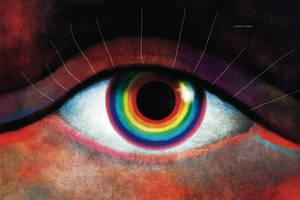 Rainbow Eye 7731 by roweig