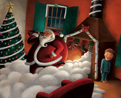 Christmas Eve 3 by roweig