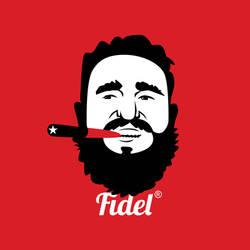 Fidel by roweig