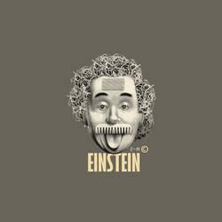 Einstein by roweig