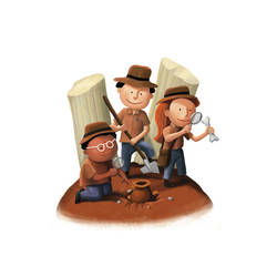 Small Archaeologists