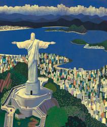 Rio de janeiro by roweig