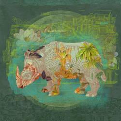 Rhino by roweig