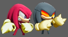 Metal knuckles sonic rivals by darkpulse99