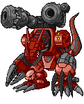 Chaosdramon DW Sprite by darkpulse99