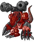 Chaosdramon DW Sprite by darkpulse99