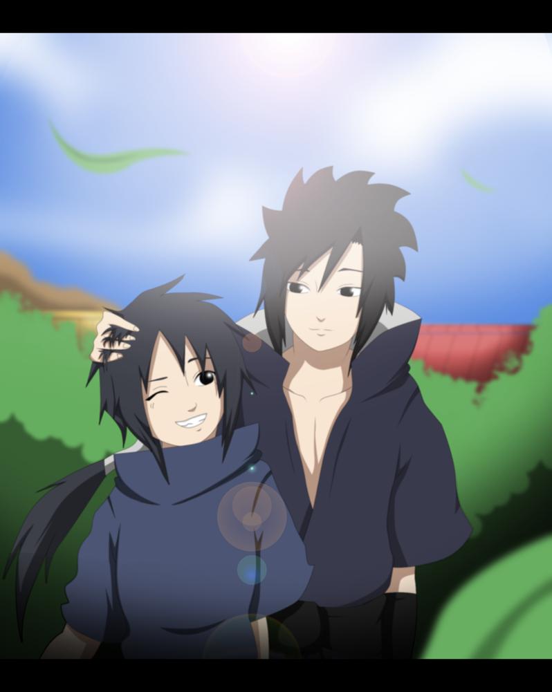 Brothers bond by ChizuruTT