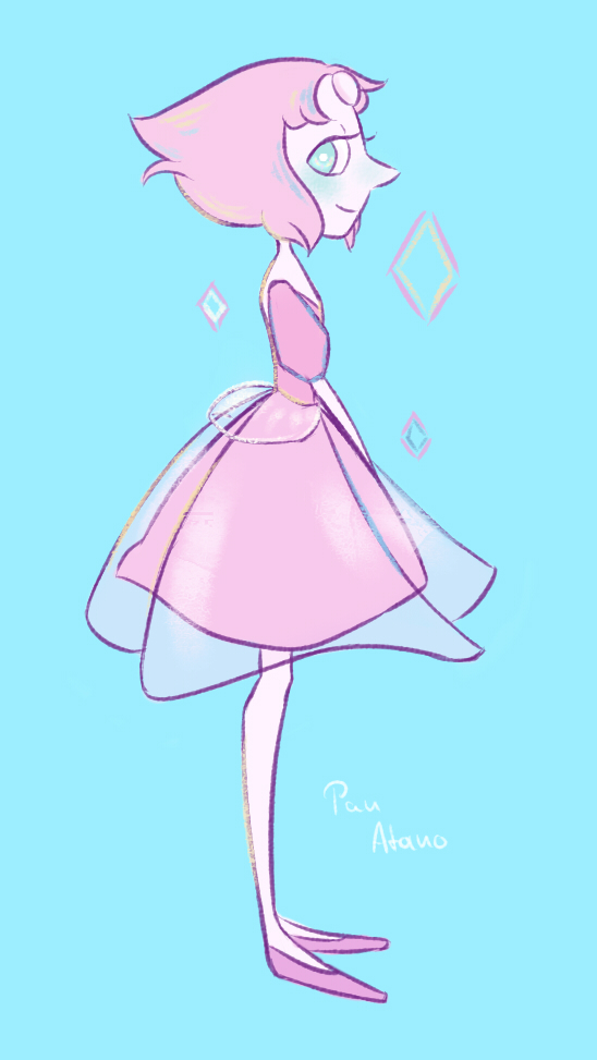Pearl, if she would look a bit more like the other pearls what can I say, I lover her.. :3
