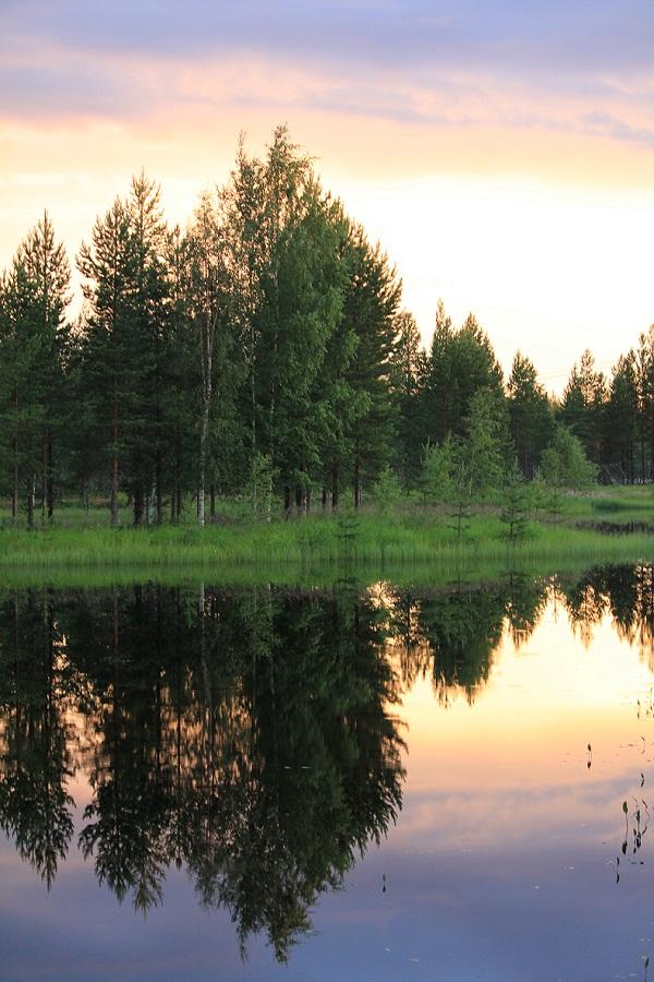 July Sunset 2 by Nuuhku87