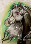 Potrait3: Lady by Nuuhku87