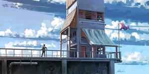 House 2 by RomanRazgriz