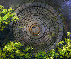 circle by RomanRazgriz
