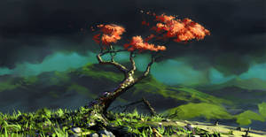 another tree by RomanRazgriz