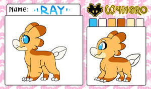 (3) Ray by Candysongs