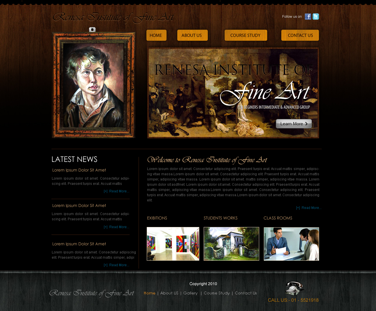 Art Web Design Templates - Its Every Templates and Themes List in Here