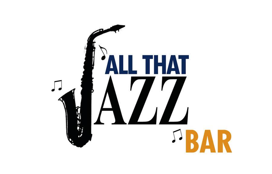 logo design of all that jazz bar by crazeeartist on deviantart rh crazeeartist deviantart com jazz logistics jazz band logos