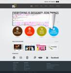 Behind Web Design