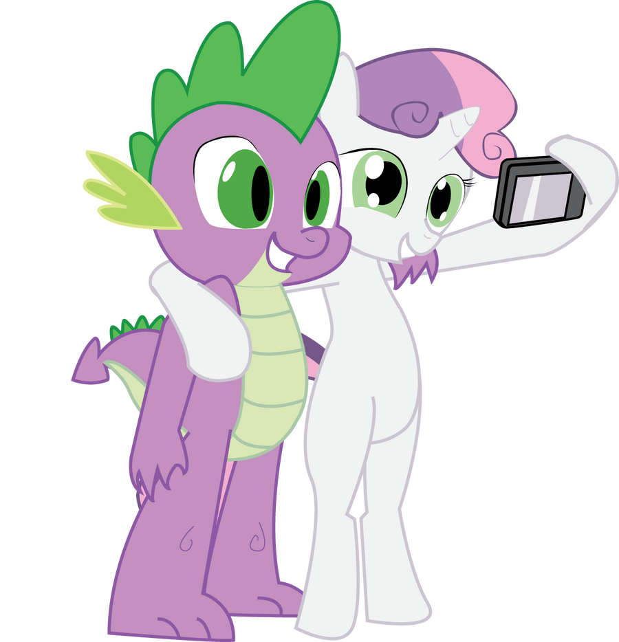 MLP FiM: Photo of Friendship by Hoodie-Stalker