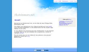 Skateinmars personal website