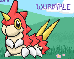 .:Wurmple:. by hitoride