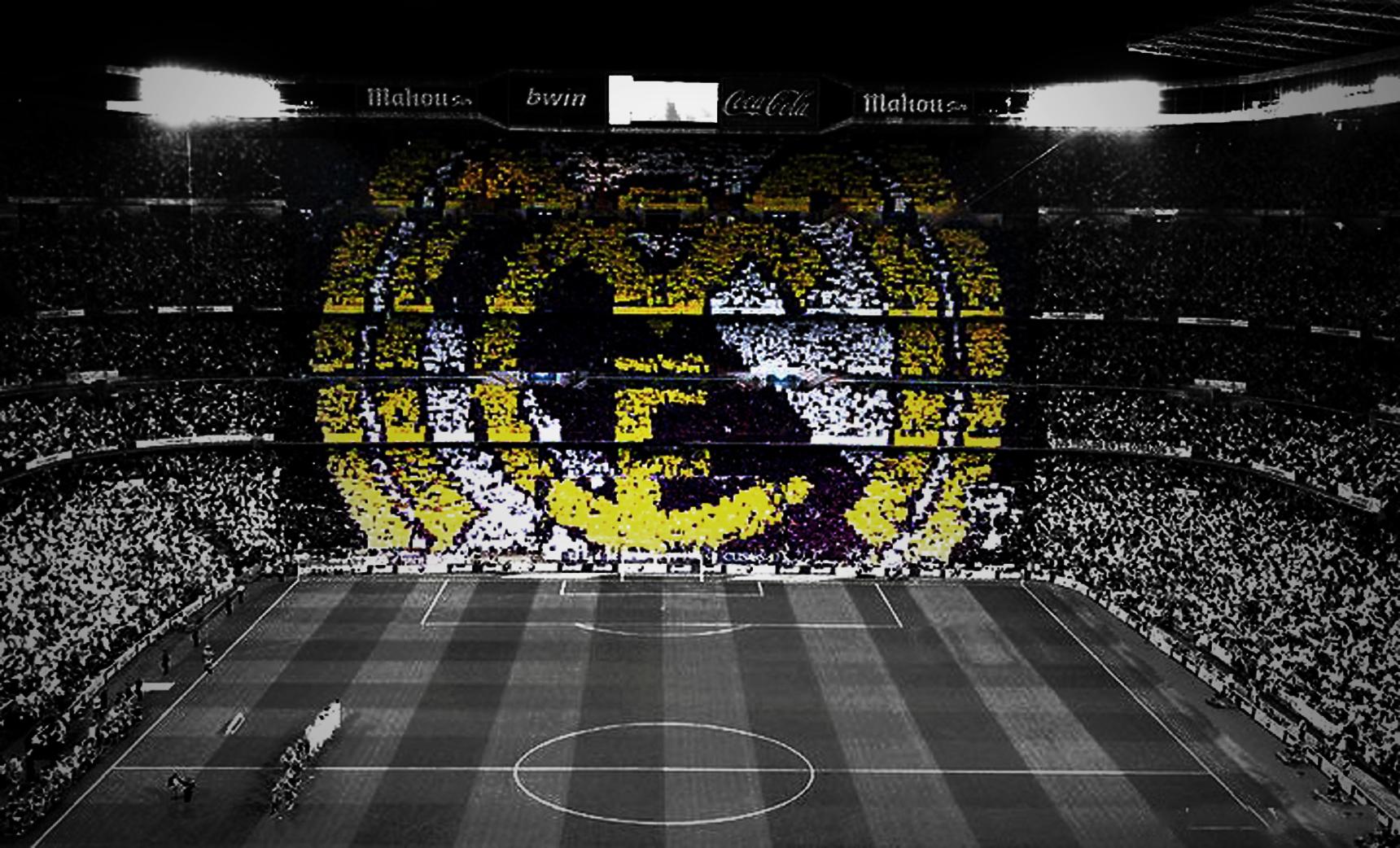 Real Madrid Santiago Bernabeu By HamzaEzz