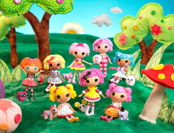 gallery for lalaloopsy wallpaper for computer