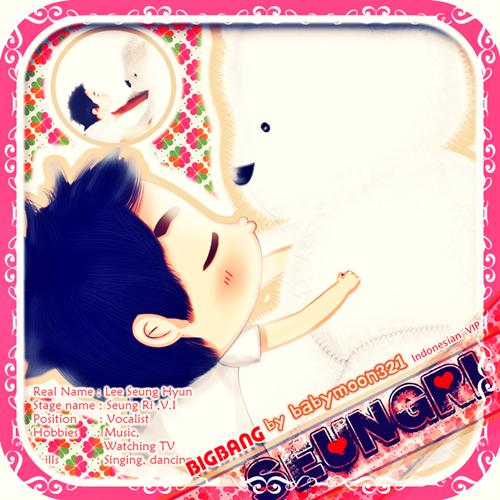 Seungri - Bear by babymoon321