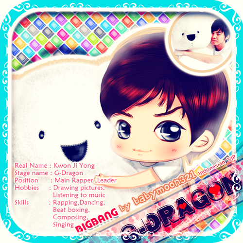 GD- Bear by babymoon321